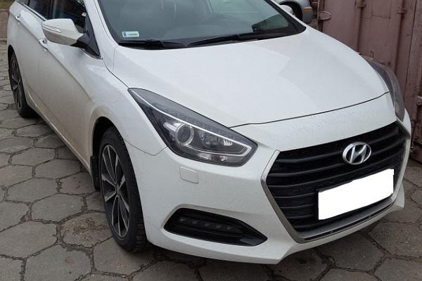 Auto Zastępcze Gdynia - Hyundai i40
